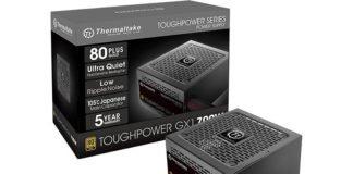 THermaltake Toughpower GX1 700W Power Supply Review