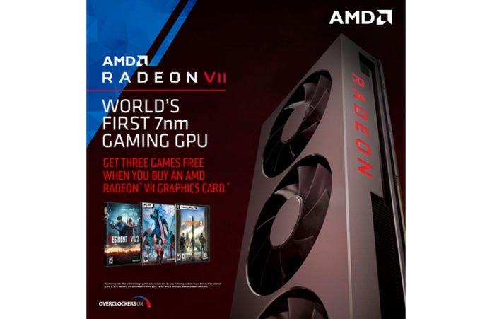 AMD Radeon VII Overclockers UK Feature