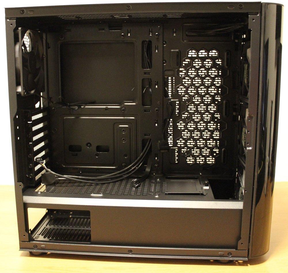 tt view 23 TG ARGB case build chamber